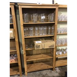 "SHELVING UNIT ( 75 X 36 X 13"")"