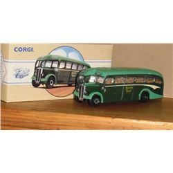 Corgi Stanley Field Limited Edition one of 5900 produced Luxury Coaches for Black Pool way -autobus