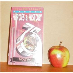 Hockey Molstar Heroes & History 75 years NHL