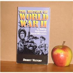 History World War II Desert Victory