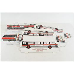 TTC Street Car & Bus Popups