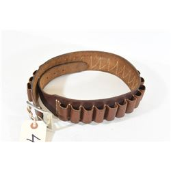 Leather Eddie Bauer 20 Gauge Shotshell Belt