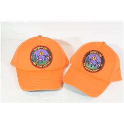 Ontario 2002 Big Game Hunter Hats