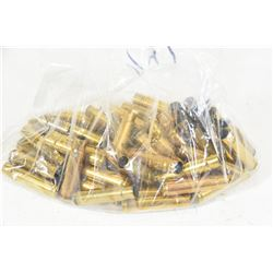 52 Pieces of Once-Fired 35 Remington Brass