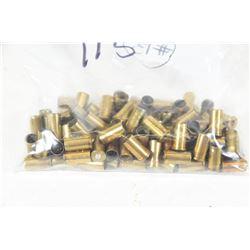 86 Pieces of Dominion 38 S&W Brass