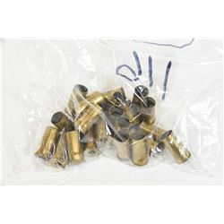 21 Pieces of WRA 38 Colt NP Brass