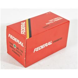 698 Federal Small Pistol Primers