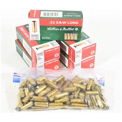 32 S&W Long Ammunition