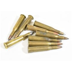 9 Rounds 22 Savage Hollow Point Ammo