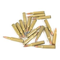 18 Rounds 222Rem Mixed Ammo