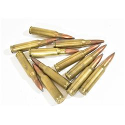 9 Rounds 7mm-08 Rem & R-P Ammo