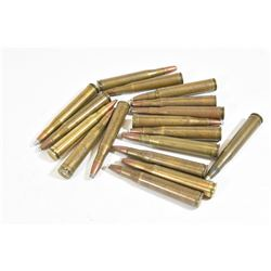 16 Rounds 300 H&H Mag Ammo