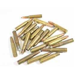 21 Rounds 30 Rem Ammo