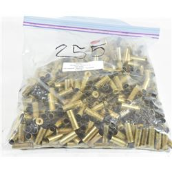 500 Pieces 38SPL Brass