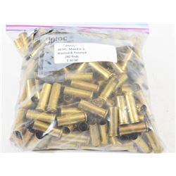 280 Pieces 38SPL Brass
