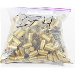 Approximately 300 Pieces 40S&W Brass
