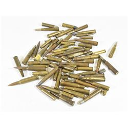 Vintage Mixed Ammo and Brass