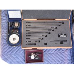 Micrometers and RPM Dial
