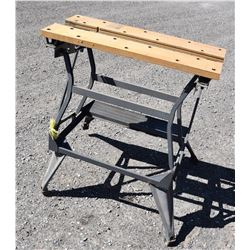 B & D Workmate Deluxe Dual Height