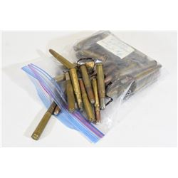 54 Rounds 9x57mm Mauser Ammo