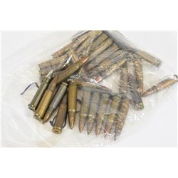 40 Rounds 7.62x45mm with 3 Stripper Clips