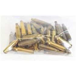 39 Pieces 22-250Rem Brass