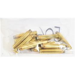 12 Pieces 300 Win Mag Brass