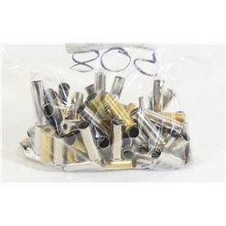 72 Pieces 357 Mag Brass