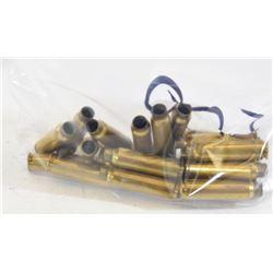 23 Pieces 300 Savage Brass