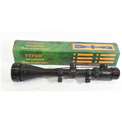 Fitco 8x32 Rife Scope With Rings
