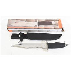 The Best Defense Stainless Steel Knife