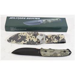 Rite Edge Military Hunter Knife