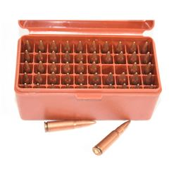 MTM Case Guard with 50 Rounds 7.62x39 Ammo