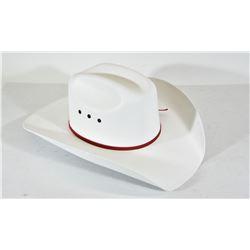 Smithbilt White Western Hat
