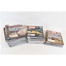 Lot of 80 Ontario Out of Doors Magazine