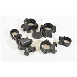 Assorted Unknown Scope Rings