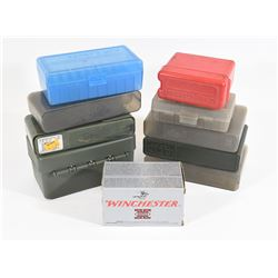 22 Short Ammunition and Assorted Case Guards