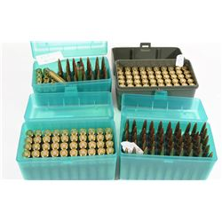 6.5x55 Ammo and Brass