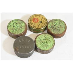 Collectible Percussion Cap Tins