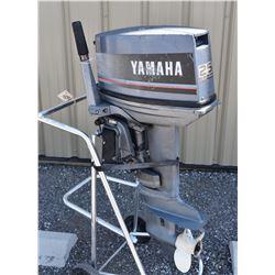 25HP Yamaha 2 Stroke Outboard