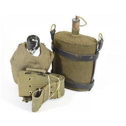 2 Military Style Canteens