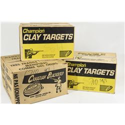 267 Clay Targets
