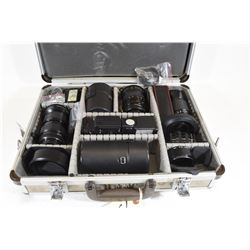35mm Lenses & Flashes FD Mount