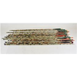 Easton Aluminum Camo Arrows