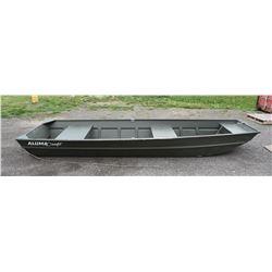14' Aluminum Jon Boat Model 1436LT