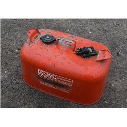 OMC 5 gal Fuel Tank