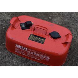 Yamaha Metal 2.5 gal Fuel Tank