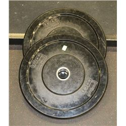 LOT OF 2 RUBBER BUMBER PLATES