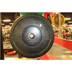 LOT OF 4 RUBBER BUMPER PLATES