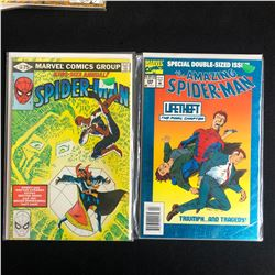 THE AMAZING SPIDER-MAN COMIC BOOK LOT #14/ #388 (MARVEL COMICS)